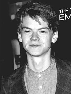 Thomas Brodie Sangster  The Maze Runner