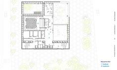 Media Library St Paul,Floor Plan