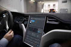Tesla UI Concept / UNITiD