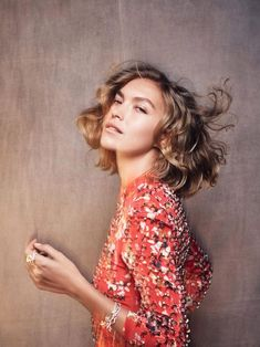 Supermodel Arizona Muse Stuns for Madame Figaro Latest Cover Story