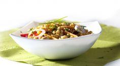 Groentecouscous met noten en specerijen | Oxfam-Wereldwinkels