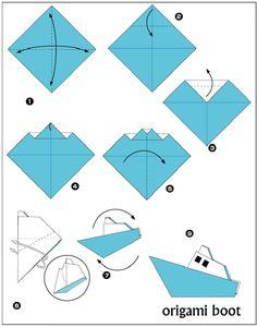 origami Boot 2