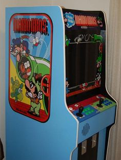 Mario Bros. Arcade Machine