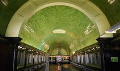 America's oldest aquarium is still its most beautiful -Belle Isle - Posted on Roadtrippers.com!