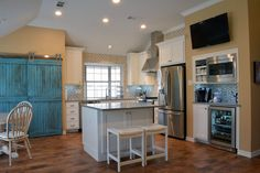 Remodeled Kitchen #homeremodeling #kitchenremodel #renovation