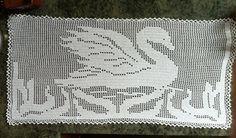 White Swan by MyCreativeAddictions on Etsy