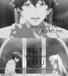 Anime: Plastic memories Anime Depression, Depression Quotes, Plastic Memories, Where Are You Now, Sad, Learning, Beautiful, Anime Characters, Study