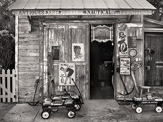 Antique Shop on Green St. in Key West, FL