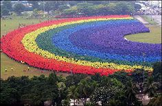 August, 5, 2009, over 31.000 students, Polytechnic Univ. of the Phillipines