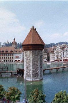 Weekend trip! Luzern, Switzerland