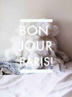 Madewell et Sézane: Sézane designer Morgane's inspiration: Bonjour Paris #madewellxsezane