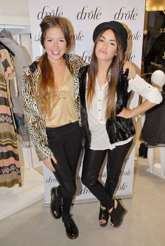Cande Vetrano y Lali Esposito Love Fashion, Girl Fashion, Womens Fashion, Shawn Mendes, Casual Looks, Style Icons, What To Wear, Women Wear, Punk