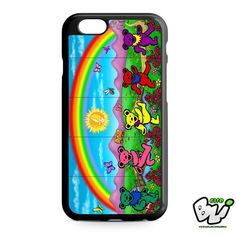 Dancing Bear In The Park iPhone 6 Case   iPhone 6S Case