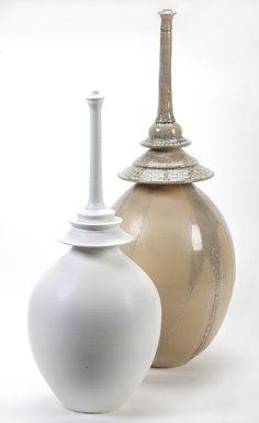 ceramic vases  70 cm 55 cm