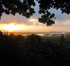 #brazil #dusk #beautiful #nature