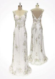 Image Detail for - Claire Pettibone crescent - Claire Pettibone - Bridal Gowns