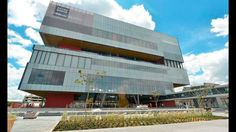 La apertura Del Centro Internacional de Convenciones Ágora en Bogotá 2017