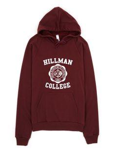 Hillman College Sweatshirt・Hoodie