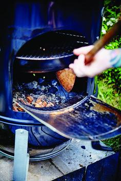 Les trucs d'Antoine Sicotte pour la cuisson au fumoir - Châtelaine