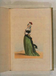 Costumes historiques de ville ou de théâtre et travestissemens - Historical Costumes of Town or Theater and Fancy Dress - Achille Devéria - Page 78