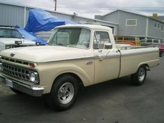 1965 Ford F250 Big Block V8 - Image 1 of 8