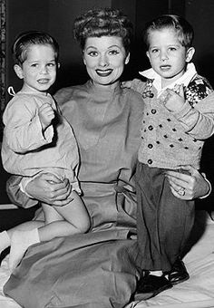 Joe Mayer and his twin brother Mike who shared the role of Little Ricky Ricardo for three seasons