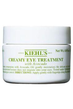 Kiehl - creamy eye treatment with avocado, Myer $41