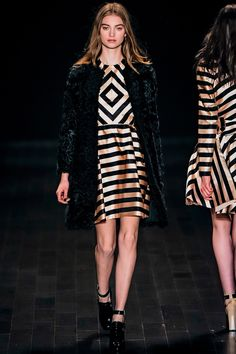 Fall 2013 Ready-to-Wear - Jill Stuart