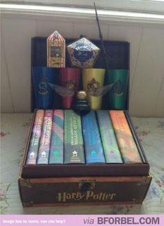 Take My Money Now! Harry Potter Full Collection!
