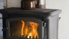 How to Build a Limestone Surround for a Wood Stove