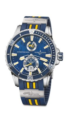 b99be2e57ee Ulysse Nardin Marine Diver Relógios Masculinos