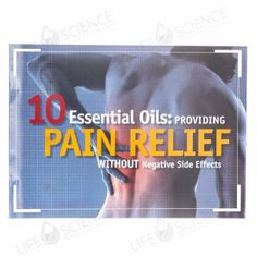 Natural Pain Relief: 10 Essential Oils (10 Pack)
