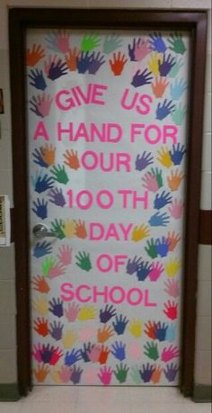 100 TH DAY OF SCHOOL...
