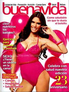 Miss Universe Puerto Rico 2014, Gabriela Berríos Pagán, en la portada de octubre de la revista BUENA VIDA. #GabrielaBerrios #MUPR2014 #Buenavida #MissUniversePuertoRico #MissUniverse2014Contestant