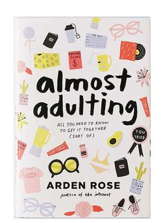 One of the best gifts for teen girls for Christmas 2017. It's hilarious but actually contains lots of useful tips! #giftsforher #giftguide2017 #giftsforteens