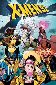 X-Men '92 | Animação dos anos 1990 vai voltar em HQ > Quadrinhos | Omelete