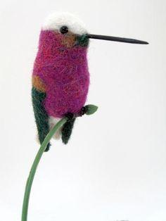 Snow Cap Hummingbird