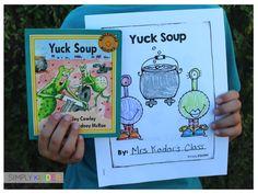 Yuck Soup - A Snack