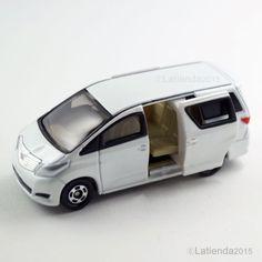 #TAKARATOMY #Tomica #78 #Toyota Alphard