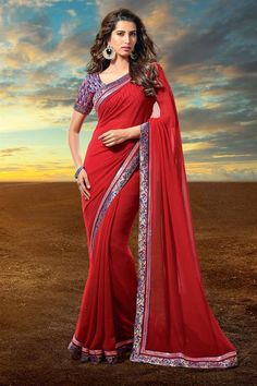 Checkout Fabulous Collection of Latest Dilwale Movie #Sarees  Grab your favorite one and look like a celebrity in the parties and function with your style and #fashion  Shop Now @ http://www.sanwaree.com/Home/Search?srch=SNW68Dilwale