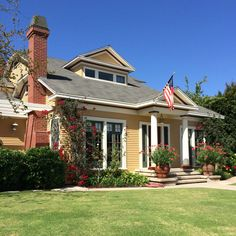 Henry T. Oxnard Historic District, Oxnard, CA. Consists of 144 homes.  The district was placed on the National Register of Historic Places on February 5, 1999. #Oxnard