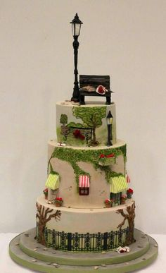 Una tarde en cake