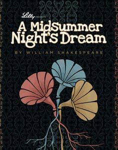 smallLilly presentsbr /William Shakespearesbr /A Midsummer Nights Dream/small - Poster