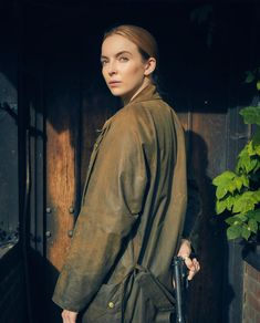Jodie Comer as Villanelle - Killing Eve - The species of the female is more deadlier than the male. Ep 5 tonight on @bbcamerica #killingeve