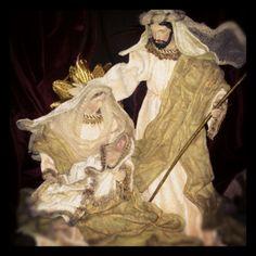 En el Portal de Belén hay estrella sol y luna, la Virgen y San José y el Niño que está en la cuna ♥