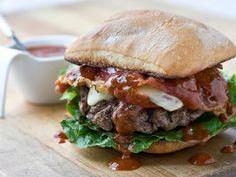 Italian-Style Gourmet Burger
