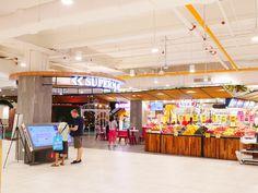 TAMAN MALURI Shopping Centre #Exterior Interior Design#Garden#Restaurant#Relaxation#Shopping mall#INPROUD#INPROUD ASIA Shopping Center, Shopping Mall, Centre, Asia, Street View, Exterior, Restaurant, Interior Design, Garden