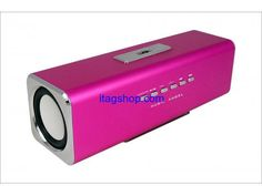Type:  Music Players  Type:  Multimedia Speaker +  Type : Audio-Video  Type : Speakers  Card Port Packaging Detail: color box  Delivery Detail: 12 days  Specifications  mini can shape speaker  sound beautiful  can shape mini speaker for mp3/mp4/computer use  Material: ABS  Interface : USB  High Quality.