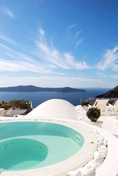 Cliffside Suite - Santorini