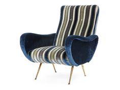 BUTACA: Célebre diseño de Marco Zanusso, de los años 50